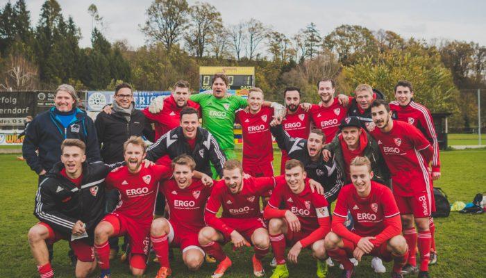 OSK Oberndorf - SK Adnet 0:1 - Fotos und Spielbericht