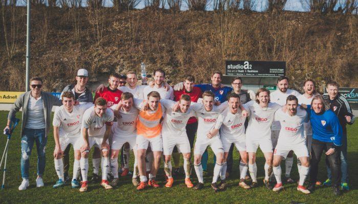 SK Adnet - FC Puch 2:1 - Fotos und Spielbericht