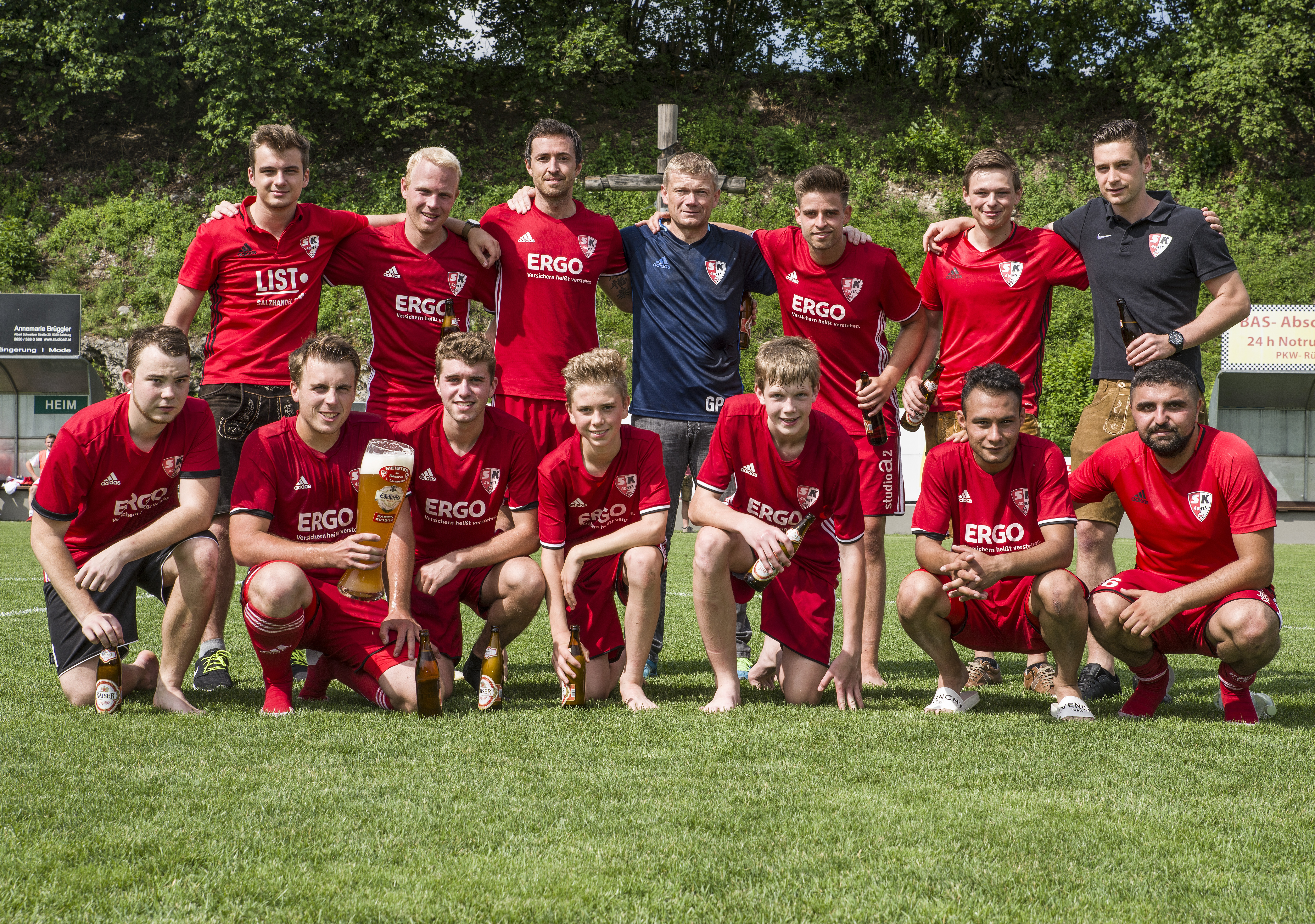 Reserve SK Adnet VS 1. Oberndorfer SK 7:0