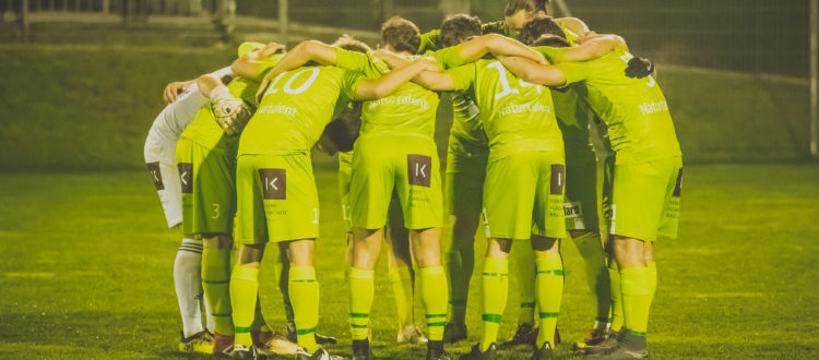SK Adnet VS Zell am See 0:3 - Spielbericht und Fotos