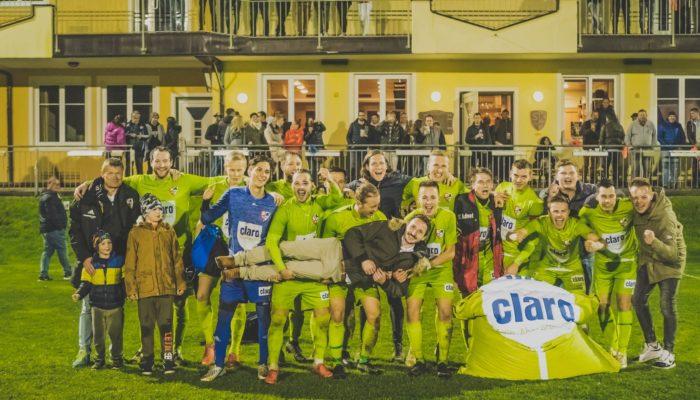 Spielbericht und Fotos SK Adnet VS TSV Neumarkt 1:0